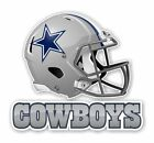 Dallas Cowboys Helmet Sticker - vinyl decal NFL football team car $6.95 USD on eBay