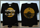 R.E.M. Green 1989 Tour Concert Alternative Band REM VINTAGE-REPRINT T SHIRT image