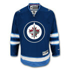 Winnipeg JETS Reebok Premier Officially Licensed NHL Jersey size M and 2XL