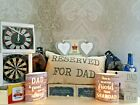 Christmas+Gifts+For+Dad+Grandad+Cushions+Darts+Clock+Cards+Plaques+Hearts+Frames