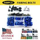 CNC Alloy Anodized Fairing Bolts Kit Fastener Clips For Triumph Tiger 1050 07-12 $26.09 USD on eBay