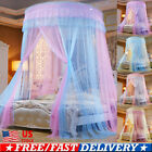 Home Queen King CK Curtain Full King Dome Mosquito Net Bed Netting Tent Foldable image
