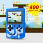 Mini Retro Handheld Game Console System 400 Games In 1 Built Portable Xmas Gift