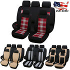 Auto Seat Cover for Car Sedan Truck Van Universal Front Rear Seat Covers 4 Color $11.47 USD on eBay