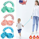 US Safety Harness Leash Anti Lost Wrist Link Traction Rope For Newborn Baby Kids