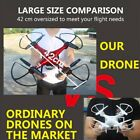 2.4Ghz Large Quadcopter FPV HD Remote Control Drones  Adjustable Camera Drone·