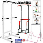 Used, Power Tower Dip Station Pull Up Horizontal Bar Training Home Gym Fitness Core for sale  Shipping to Nigeria