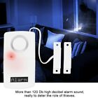 120 Sound Alert Window Door Magnetic Sensor Burglar Alarm Home Security System