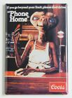 E.T. Phone Home FRIDGE MAGNET beer poster movie advertisement