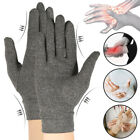 2x anti arthritis gloves compression support fit carpal tunnel joint pain relief