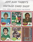 1976 TOPPS FOOTBALL YOU PICK FROM SCANS # 1 TO # 172 $1.0 USD on eBay