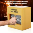 Fire Emergency Exit Door Security Alarm Button Release Glass Break Alarm Switch