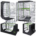 600D Premium Fabric Grow Tent Select Size Dark Room Reflective Mylar Durable Zip