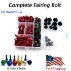 Motorcycle CNC Fairing Bolt Nuts Mount Fixing Screws For Triumph Trophy 13-2019 $28.99 USD on eBay