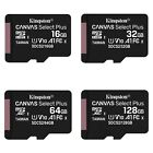 Kingston Micro SD Card 16GB 32GB 64GB 128GB Class 10 Android Samsung Canon Nikon