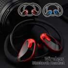 wireless bluetooth headset sport headphone stereo earphone for iphone samsung