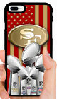 SAN FRANCISCO 49ERS PHONE CASE FOR iPHONE 11 PRO XS MAX XR X 8 7 6S PLUS 5SE 5C $19.88 USD on eBay