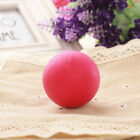 Boomer Red Ball Indestructible Solid Dog Toy Various puppy Size Nice Pet To C9J5