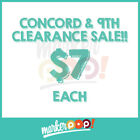 Kyпить CLEARANCE SALE Concord & 9th Clear Stamps $7 на еВаy.соm