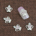 3D RHINESTONE NAIL ART 10 PCS., NEW