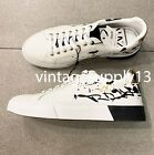 ZARA NEW MAN PAINT-SPLATTER-EFFECT PLIMSOLLS SNEAKERS SHOES WHITE 39-47 2206/520