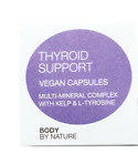 Vegan Thyroid support,New capsules L-tyrosine,Chromium,Selenium,Kelp,Manganese