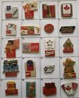 DIFFERENT COKE COCA-COLA OLYMPIC SPORT OR ELSE PIN (YOUR CHOICE) # G833 $4.95  on eBay