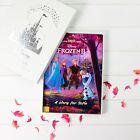 'Childrens Personalised Frozen 2 Story Book. Gift. Christmas. Gift Box.
