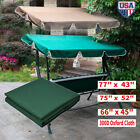Garden Hammock Cover Replacement Canopy For Swing Seat 2 & 3 Seater Sizes Decor