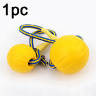 Funny Chew Toys Solid Play Fetch Training Ball Teeth With Carrier Rope Pet Dog
