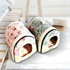 Dog House Cushion Rabbit Sofa Bed Kennel Warm Detachable Washable Puppy Non Slip