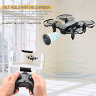 Linxtech IN1601 2.4G Wifi FPV Foldable Altitude Hold RC Drone Quadcopter V9I8