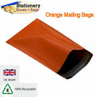 STRONG ORANGE Mailing Bags 12