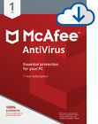 McAfee AntiVirus Plus 2020 -1 PC -1/2/3/4 years Subscription Download