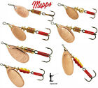 Mepps Aglia Copper variety sizes spinners ONLY ORGINAL MEPPS