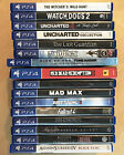 PS4 Games Collection > YOU PICK LOT