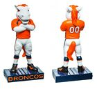 Denver Broncos Mascot Statue Miles Collectible 12'' Tall NFL Football Fun $32.00 USD on eBay