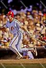 BM775 Mike Schmidt Phillies Watching His Hit 8x10 11x14 16x20 Oil Painting Photo on Ebay