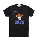 Cleveland Cavaliers logo vtg retro '90s NBA basketball homage t-shirt men's cavs on eBay