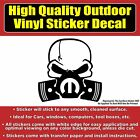Mopar Skull Many Color Options Vinyl Car Window Laptop Bumper Sticker Decal $3.5 USD on eBay
