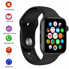Smart Watch Full Touch Screen Heart Rate Monitor Bluetooth Call Music Smartwatch