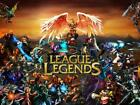 League Of Legends Smurf Account NA EU LOL 30,000-100,000 BE Unranked Level 30+