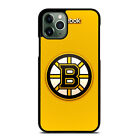 BOSTON BRUINS NHL iPhone 6/6S 7 8 Plus X/XS Max XR 11 Pro Case Cover $15.9 USD on eBay