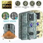 Hunting Trail Game Camera 12MP 1080P Scouting Security Trail Deer Camera IR