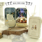 Mini Dollhouse Model Wooden Puzzle Box Theater DIY Home Decoor Kids Toy Funny