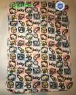 ZooFleece Rugrats Cute Babies Bear Saucer Toys Kids Baby Shower Blanket 30X40""