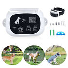 Wireless Dog Fence Pet Containment System Training Collars Waterproof 1/2/3 Dogs