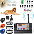 Kyпить Wireless Electric Dog Fence Pet Containment System Shock Collars For 1/2/3 Dogs на еВаy.соm