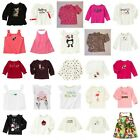 NWT Gymboree Baby Toddler Girl Tee Top Options Lines L-Z