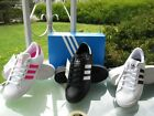 Kids adidas Originals Coast Star LEATHER Casual Sneakers YOUTH Size Pick Color